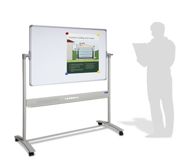 Mobile Corporate Whiteboard